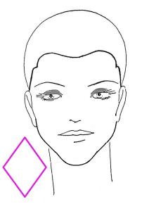 viso-romboide