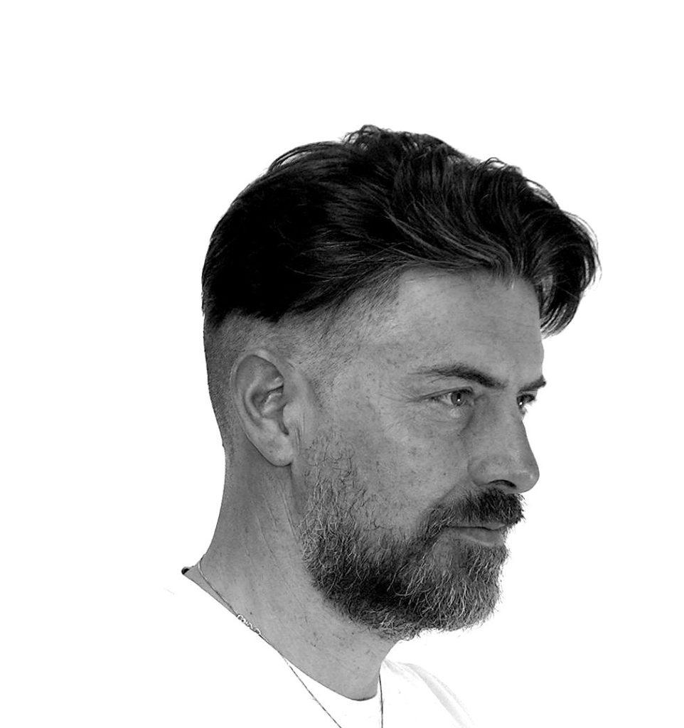 taglio capelli corto uomo 2017-2018