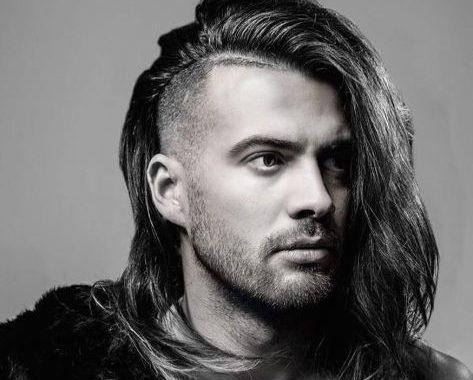 taglio capelli lunghi uomo