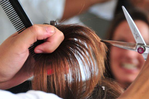 scuola per parrucchieri, Taglio capelli Facile