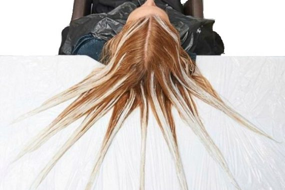 Balayage, Taglio capelli Facile